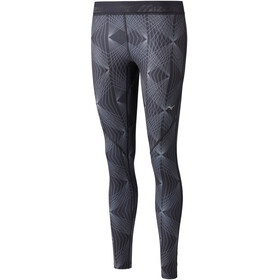Mizuno Impulse Printed Long Tight Women black